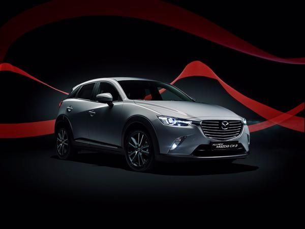 Take a look around the all-new Mazda CX-3.