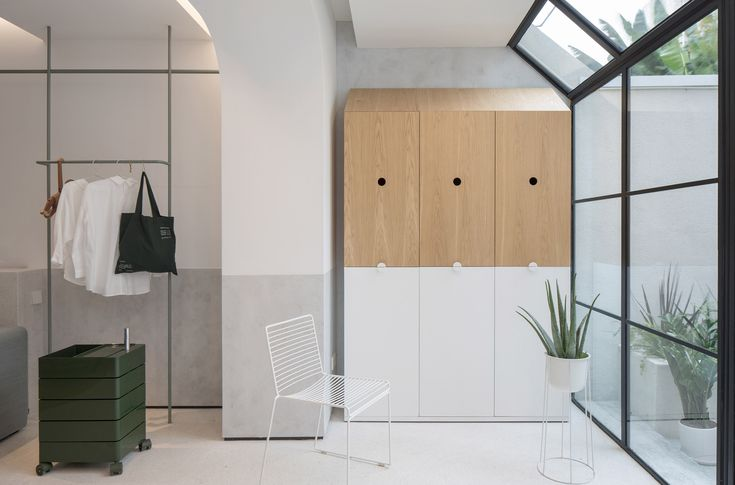 Modular furniture allows Shanghai home to evolve with its family