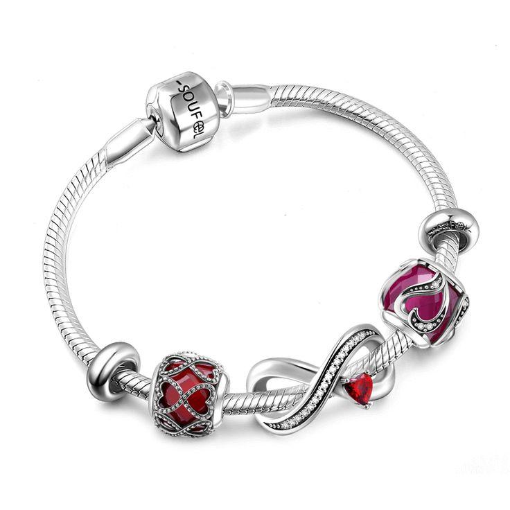 #AdoreWe #Soufeel Jewelry - Designer Soufeel Infinite Love - AdoreWe.com
