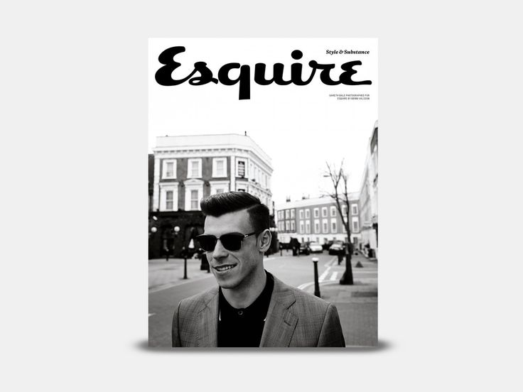 Garth Bale for Esquire UK August 2013