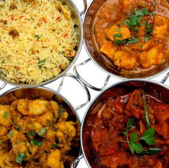 Indian Restaurant Vauxhall