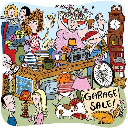 127 best Garage Sale Coming Soon images on Pinterest ...