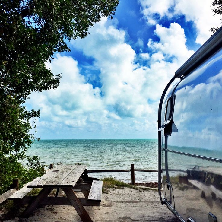 Florida, Long Key State Park $38   Visit   Fossil Reef Geological State Park nearby for $2.50. Hikes available in area too..