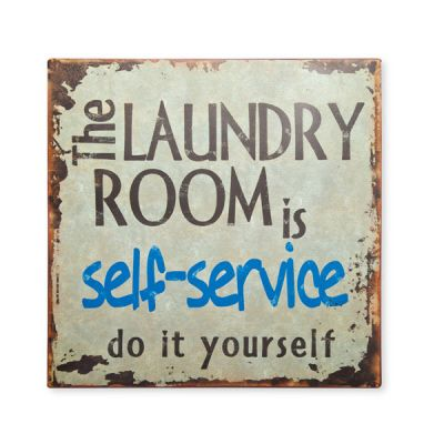 Laundry room wall d cor maybe without the do it for Do it yourself wall decor