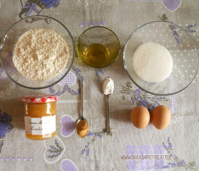 Crostata con pasta frolla all'olio extra vergine d'oliva