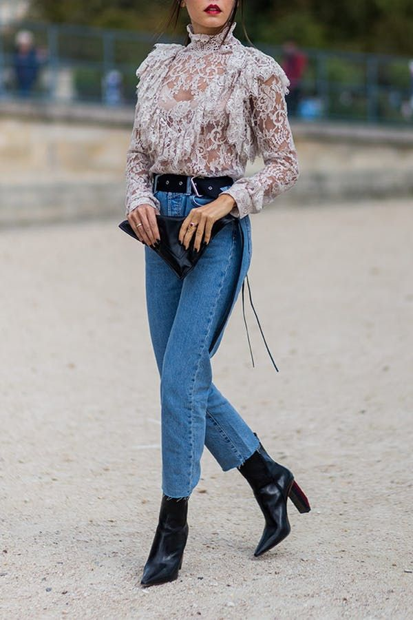 206914a69a3 How to Wear Ankle Boots with Short Legs | reg style inspo | How to ...