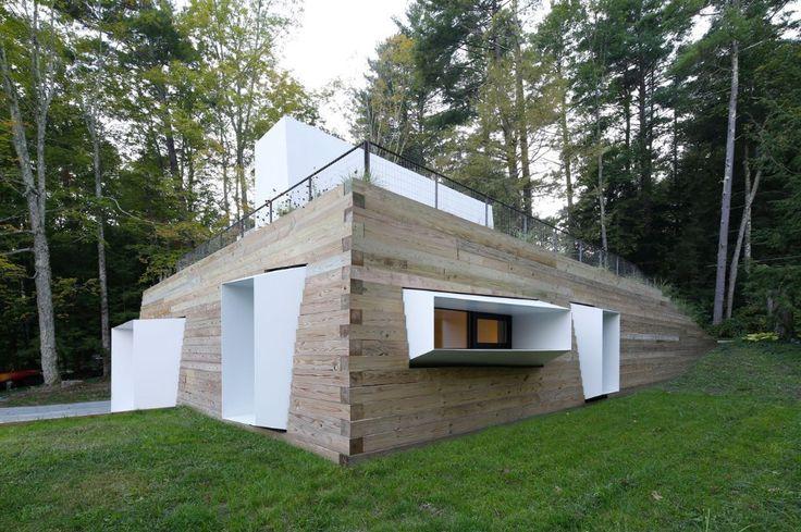 Casa sul lago - Architettura - Domus