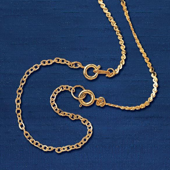 Necklace Extender Set - Zoom