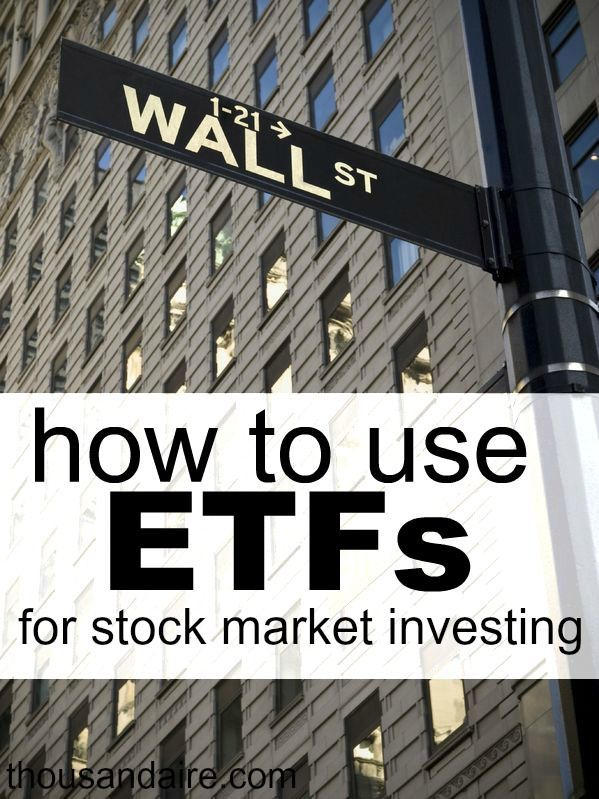 Look beyond the S&P 500 to use ETFs for a diversified US equity portfolio. Here's how to use ETFs for stock market investing.