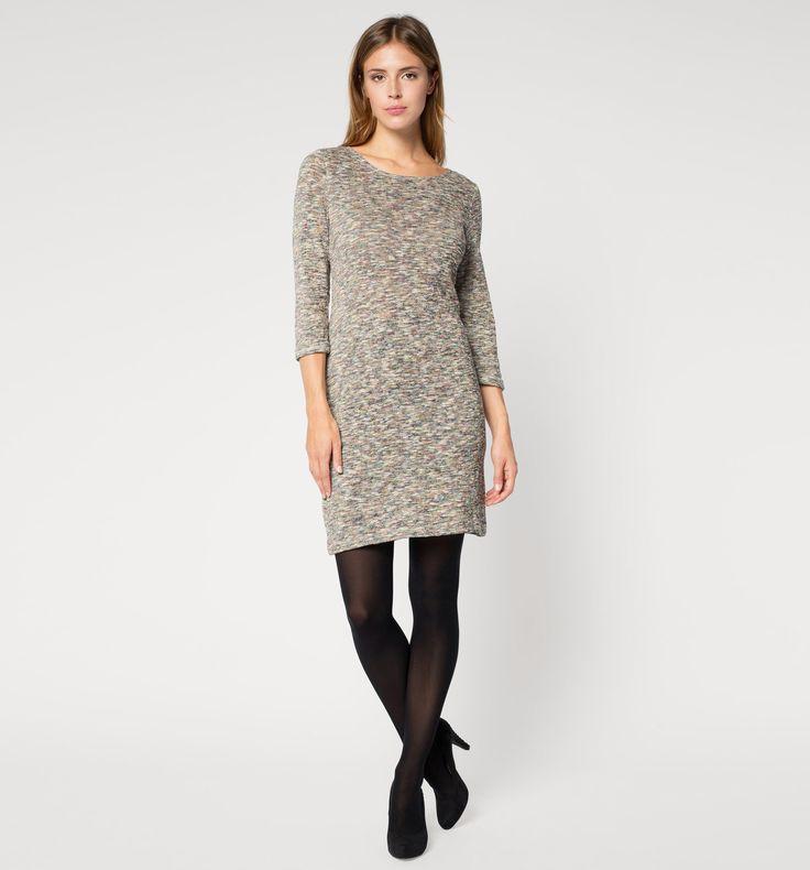 Kleid in hellbraun - Damen Alle Kleider günstig. Inspiriert vom Leben - C&A