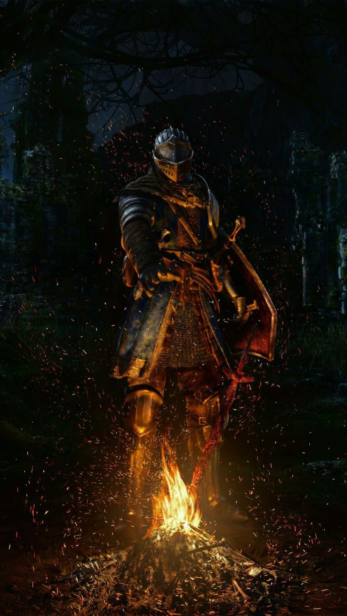 My Phone Wallpaper To Share In 2020 Dark Souls Dark Souls 2