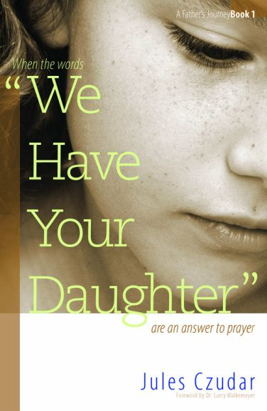 """WE have your daughter"" by  Jules Czudar (A father's quest to find his mentally ill daughter)"