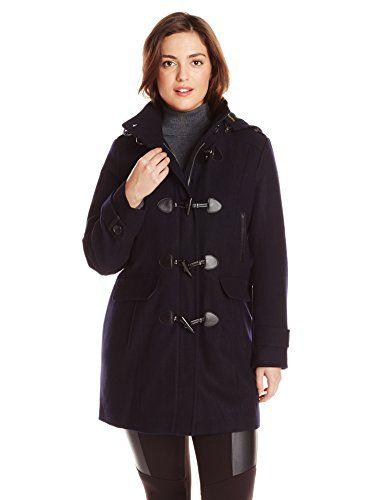 Tommy Hilfiger Women's Wool Duffle Coat, Navy, ... https://www.amazon.com/dp/B00LHZHA0U/ref=cm_sw_r_pi_dp_x_D6lqyb7HZP1E9