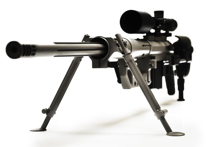 CheyTac M200 Intervention .408CT - Extreme Long Range Sniper Rifle