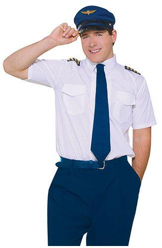 Pilot Costume