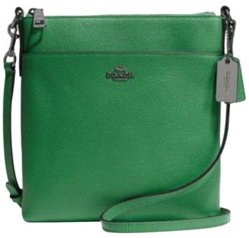 Coach North/south Swingpack Grass Cross Body Bag on Sale, 25% Off   Cross Body Bags on Sale at Tradesy
