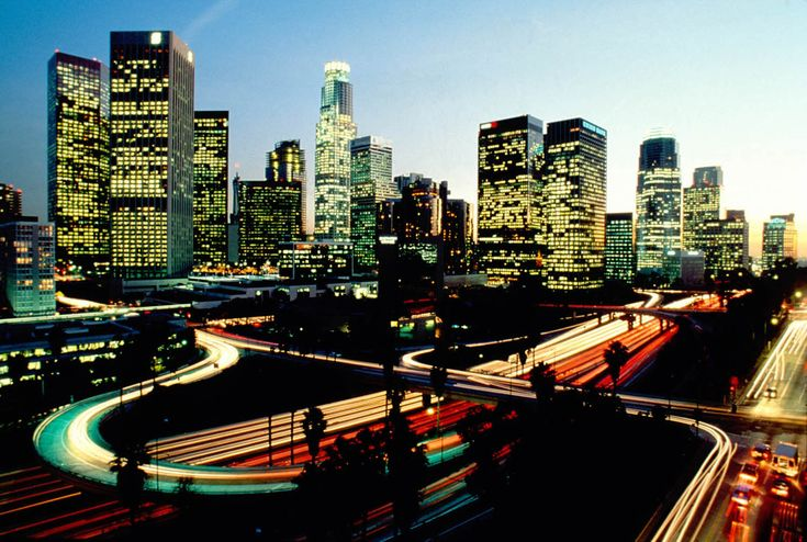 Las AngelesBig Cities, Open Spaces, Los Angeles, Cities Of Angels, Cities Life, Los Angels, 60, United States, Cities Lights
