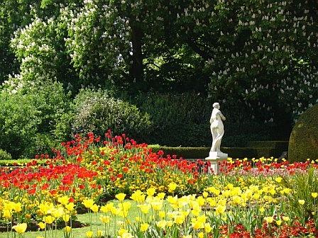 Cliveden in summer