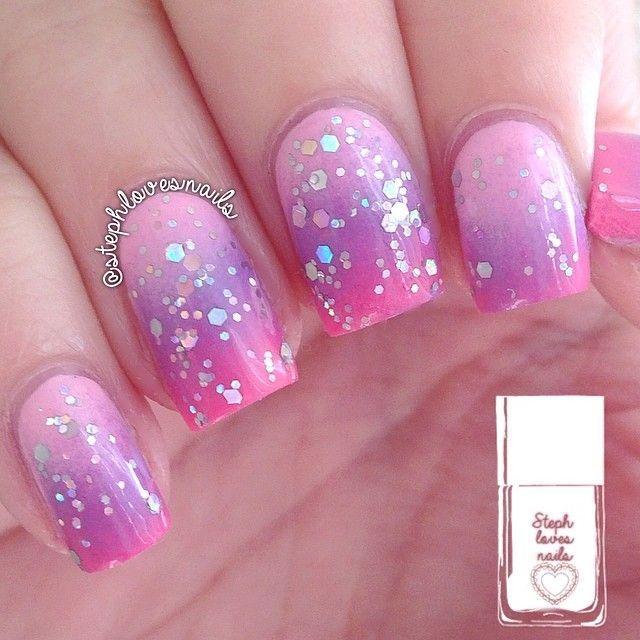 1000+ Ideas About Glitter Solar Nails On Pinterest