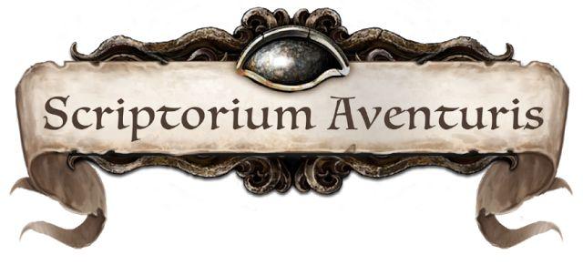 Eine Bücherwelt: Das schwarze Auge - Scriptorium Aventuris ist online Hier wichtige Links auf einen Blick: http://einebuecherwelt.blogspot.de/2016/11/das-schwarze-auge-scriptorium-aventuris.html