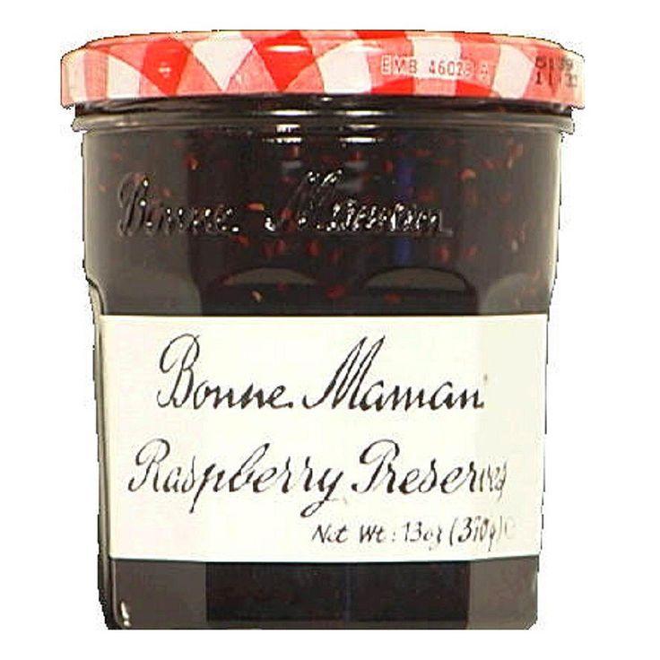 Bonne Maman Raspberry Preserves 13 oz