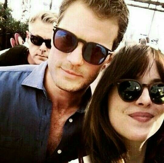 Who'd have thought. Christian Grey taking a selfish, lol