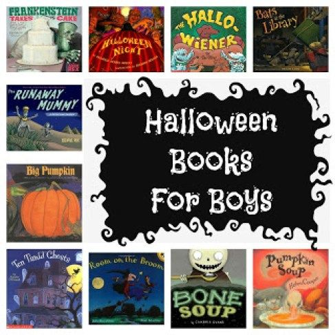 Get a jump on the Halloween rush with this amazing list of Halloween books that will have you giggling.