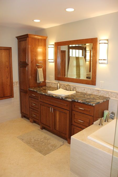 8 Best Small Bathrooms Images On Pinterest  Small Bathrooms Beauteous Bathroom Remodeling Naperville Decorating Design