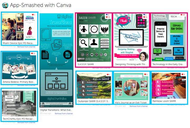 10 Epic App-Smashed Canva/Thinglink examples with full descriptions for each: http://www.techchef4u.com/ipad/app-smashing-with-thinglink-yes-i-can-va/