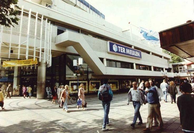 Binnenwegplein Rotterdam .