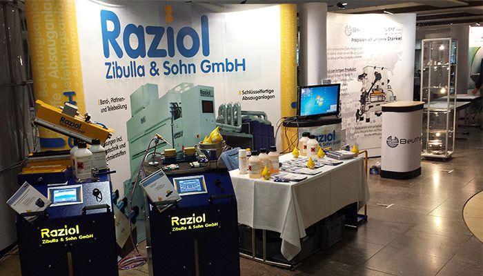 In der kommenden Woche ist Raziol am 12. und 13. April auch auf dem EFB-Kolloquium in Fellbach vertreten.