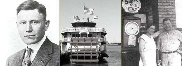 El Coronel Sanders trabajó en un ferry y en una gasolinera antes de fundar KFC