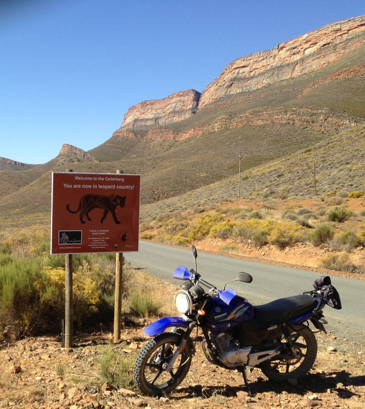 Welcome to Leopard Country! The Cederberg's in South Africa's Western Cape.
