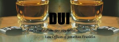 Do You Know the DUI Penalties for the Los Angeles Area?  http://lawofficesofjonathanfranklin.blogspot.com/2013/08/do-you-know-dui-penalties-for-los.html