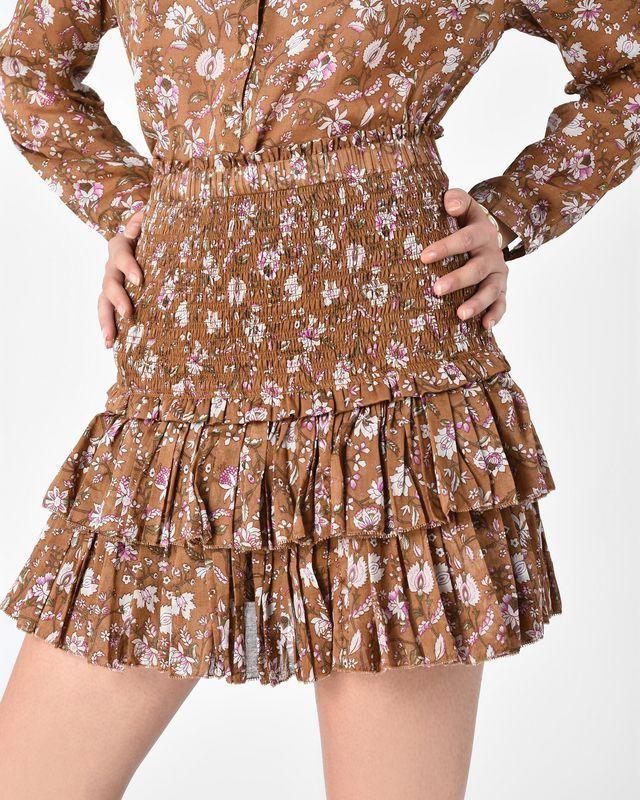 fae8bba27096 NAOMI ruffle skirt ISABEL MARANT ÉTOILE   spring/summer dreaming in ...