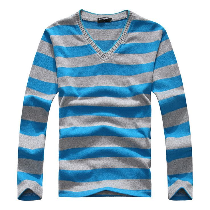 20 Styles New Men's Sweaters man warm design brand clothes mens jumper v neck Striped male sweaters polo pullover MAPP04184