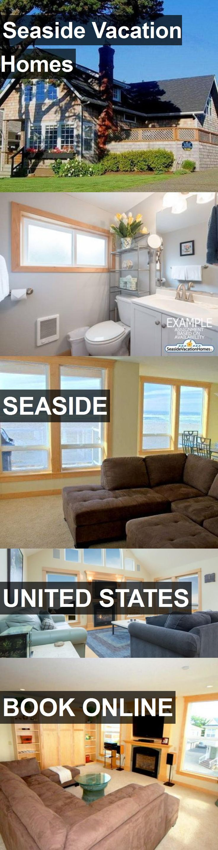 Hotel Seaside Vacation Homes in Seaside, United States. For more information, photos, reviews and best prices please follow the link. #UnitedStates #Seaside #hotel #travel #vacation