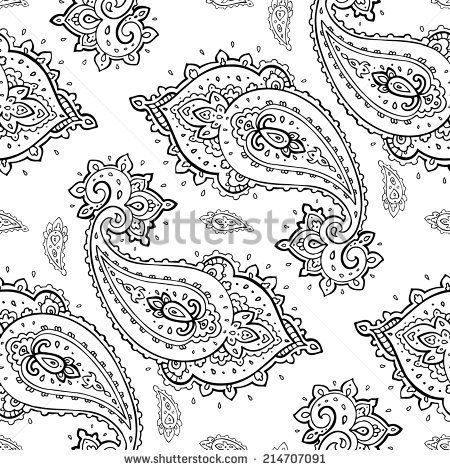 Paisley Patterns Free Vector Download 19139 For Commercial Use Format