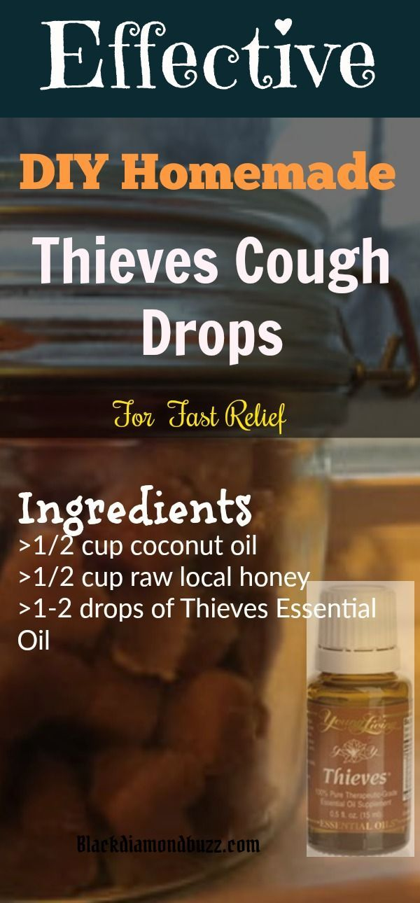 Diy Homemade Cough Drops Recipe For Cough And Cold Relief Cough Suppressant For Dry Acute And Ch Cough And Cold Relief Drops Recipe Homemade Cough Remedies