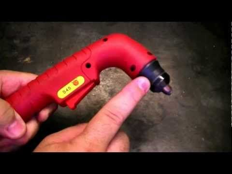 Plasma Cutter Tips - Plasma Cutting Techniques - Everlast Plasma Cutter - YouTube