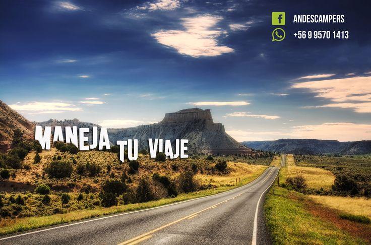 La opción más sencilla, cómoda y segura para recorrer Chile.  ¡Conócenos!  Maneja tu viaje con AndesCampers.