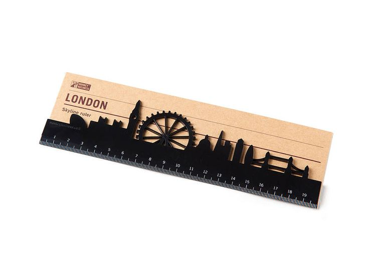 Skyline Ruler London