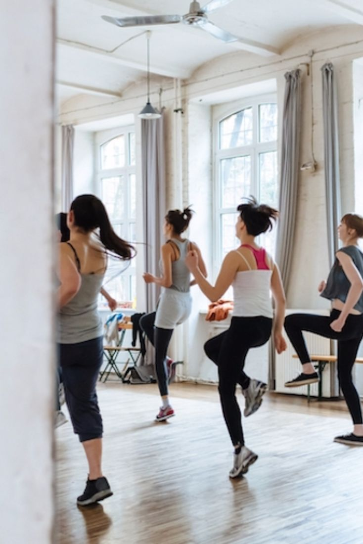 The Fitness Biathlon is major day in the boutique fitness world—one that brings Well+Good readers together IRL for a serious fitness challenge—as well as so many of the innovative studios that make up the city's amazing fitness scene.