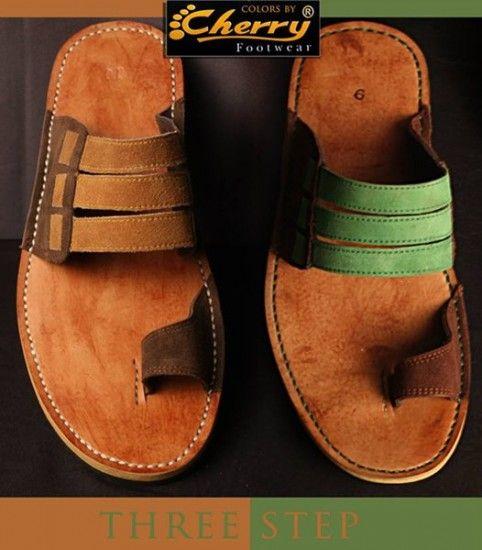 Colors By Cherry Footwear Men Eid-ul-Azha Sandals, Shoes Collection 2014-2015 (1)