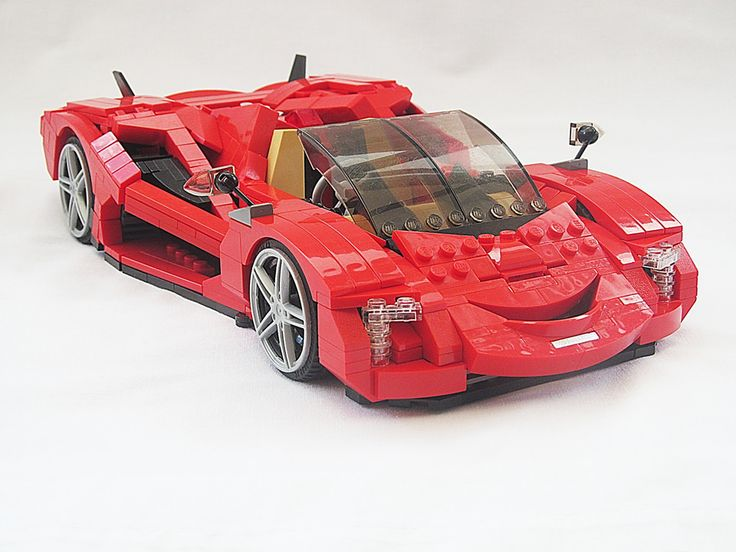 lego mclaren p1 instructions