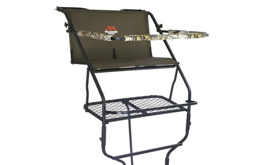 Take advantage of the SALE on the Millennium ML200 18-ft Double Ladder 2 man ladder stand. https://saffordsportinggoods.com/shop/hunting-gear/tree-stands/millennium-ml200-18ft-double-ladder-2-man-ladder-stand/