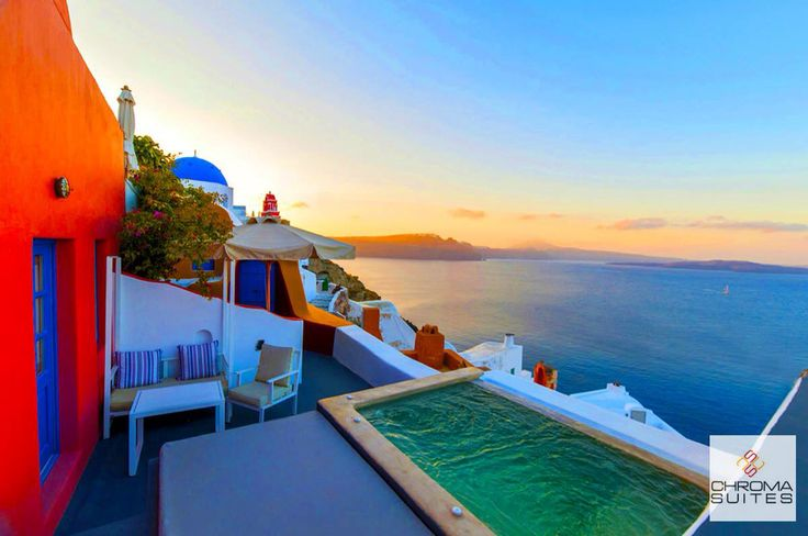 Chroma Suites | Oia, Santorini