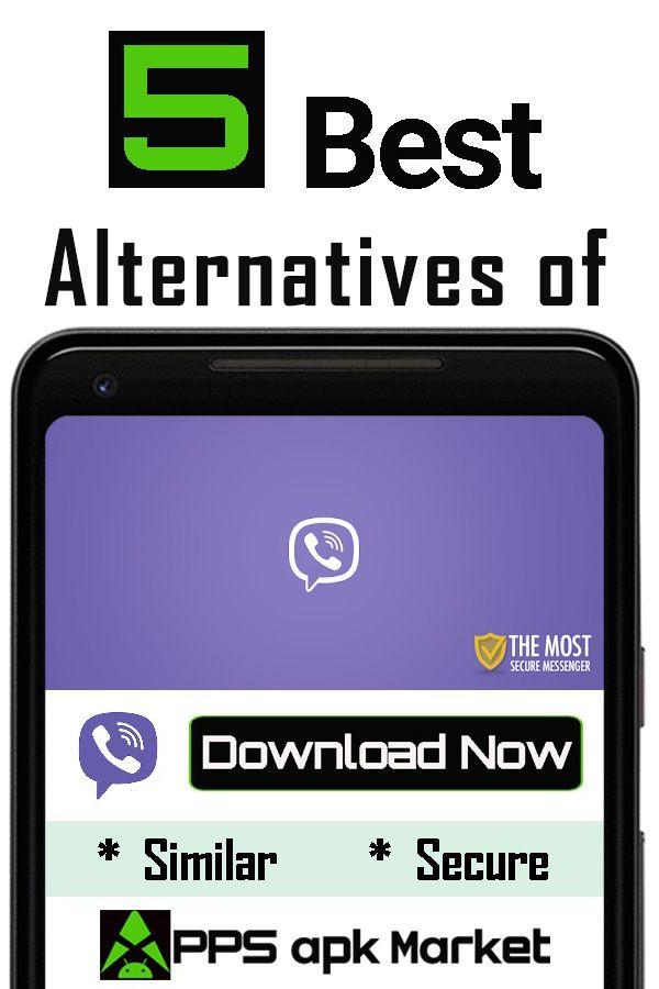 5 Best Free Viber Messenger Alternatives | Social Apps for