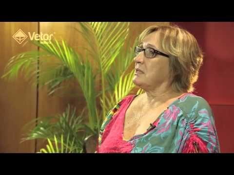 Vetor Editora entrevista Drª Maria Cecília I Teste CAT-A - YouTube