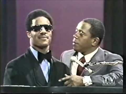 STEVIE WONDER & FLIP WILSON - 1970 - Comedy Routine